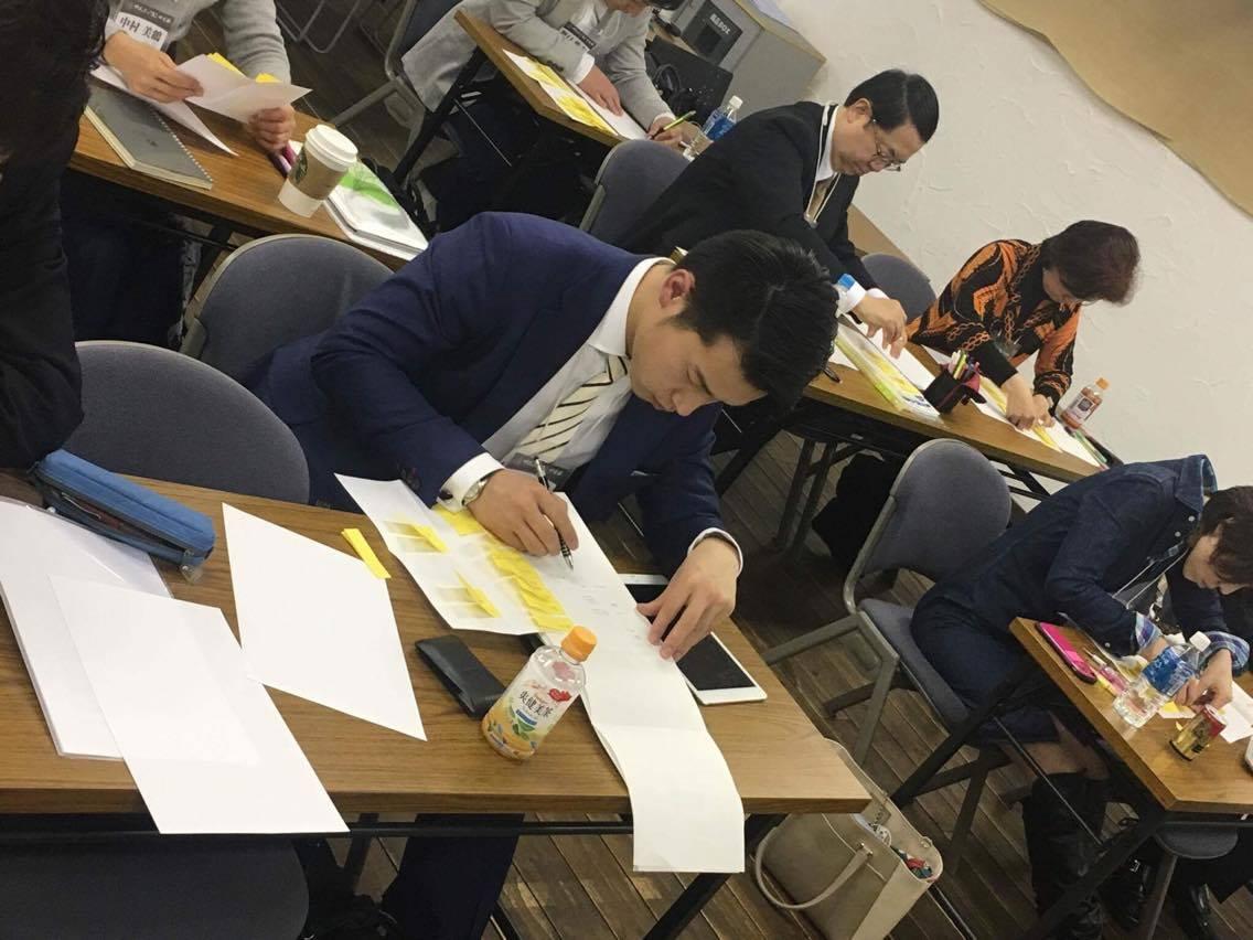 経営コンサルタント養成講座講義風景